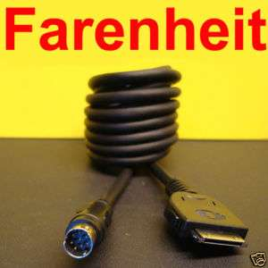 FARENHEIT IC 1 8 PIN IPOD INTERFACE CABLE TID 896
