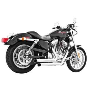 Freedom Performance Declaration Turn Out Chrome Exhaust for 2004 2011