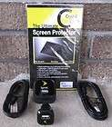 Car+Travel Charger+Data Cable HTC Evo Shift 4G Screen Protector Combo