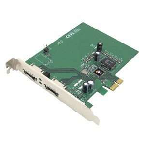 SIIG, SIIG 2 Port eSATA II PCIe Pro (Catalog Category: Computer