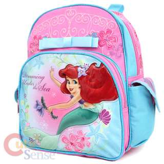 Disney Little Mermaid School Backpack Medium Bag 2