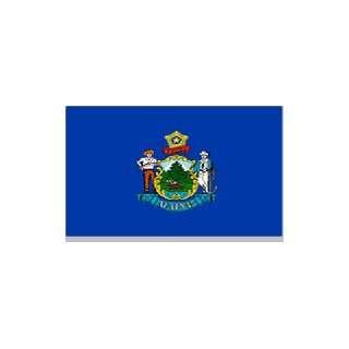 Maine State Flag   3 x 5