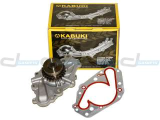 00 02 Chrysler Dodge 2.7L Timing Chain Water Pump Kit
