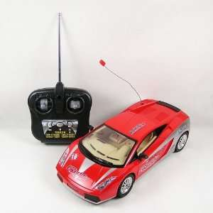 toy 116 charge music dance remote control car 611 10a1 Toys & Games