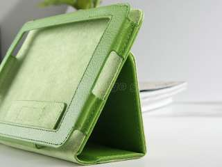 in 1 PU Leather Folio Stand Case Cover for  Kindle Fire 7