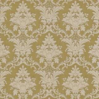 Charisma Vlies Tapete 3D Effekt Gold Beige Barock 03872