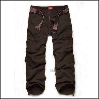 New MATCH Mens Combat Work Wear military Cargo Pants Size W30 W45