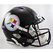 Riddell Pittsburgh Steelers Revolution Speed Helmets