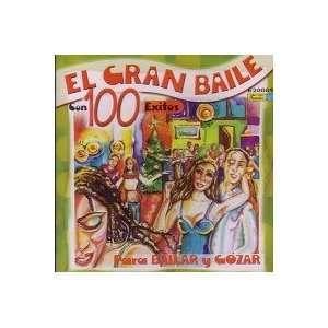 El Gran Baile Con 100 Exitos Varios Artistas Music