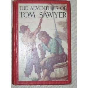 Adventures of Tom Sawyer Books