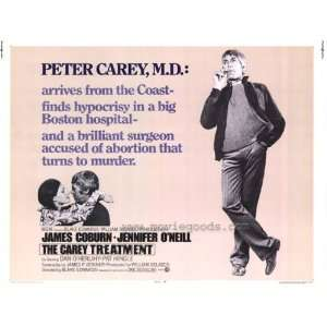 The Carey Treatment Movie Poster (11 x 14 Inches   28cm x
