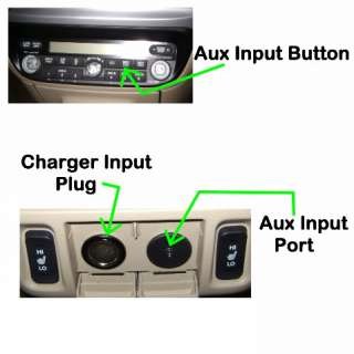2011 Radio Car iPad iPod iPhone Aux Input Adapter Cable