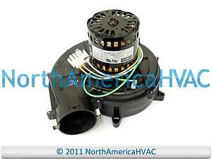 Furnace Inducer Motor 7162 3861 7162 3861E Weather King Vent