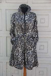 Samuel Dongs Animal Print Bubble Jacket #20114 M,L,XL