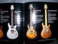 07 PAUL REED SMITH CAT! PRS DAVE NAVARRO CHRIS HENDERSON MARK TREMONTI