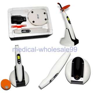 Hot Dental Wireless Cordless LED Curing Light Lamp Woodpecker LED.B