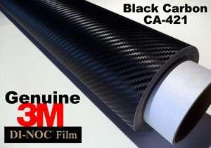 3M Carbon Fiber Vinyl Film Sheet 3D Wrap 6m x 1,22m