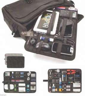 IT Luggage Laptop Travel Case Bag Organizer For Gadgets Electronics