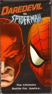 Daredevil Vs. Spider Man (2003) *Marvel Comics* 786936203189