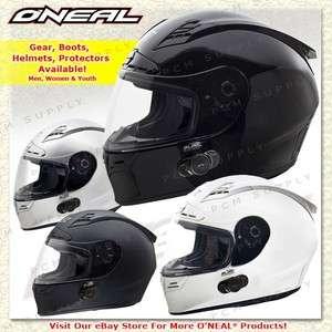 Racing Fastrack II Bluetooth DOT ECE Street Motorcycle Helmet