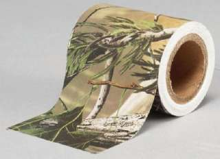 New Hunters Specialties No Mark Camo Gun & Bow Tape Camo Realtree APG