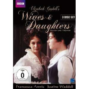 Elizabeth Gaskells Wives and Daughters 1999 3 DVDs: .de