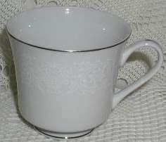 Crown Victoria Fine China Japan Lovelace Coffee Cup Tea