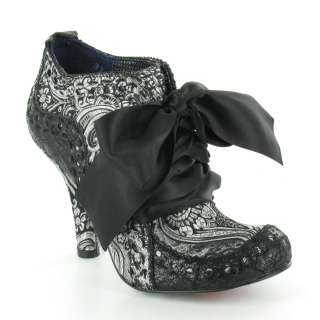 Irregular Choice Irregular Choice Abigails Party Womens Leather And