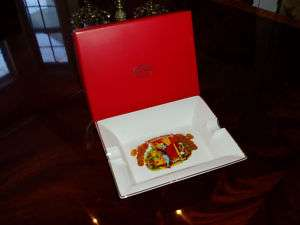 AUTHENTIC LICENSED HABANOS ROMEO Y JULIETA ASHTRAY