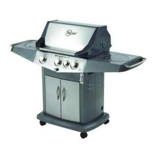 Blue Ember Classic 3 Burner Natural Gas Grill with Side Burner FG50057