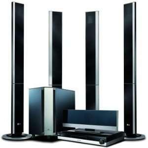 LG LH RH 760 TF Heimkino System mit DVD  und Festplatten Rekorder 160