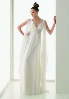 Elegant Chiffon Wedding Dress Bridal Gown Cheap 2011New