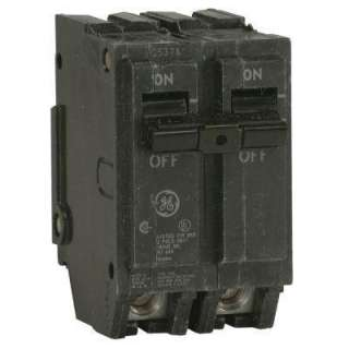 GE Q Line 80 Amp 2 in. Double Pole Circuit Breaker THQL2180P at The