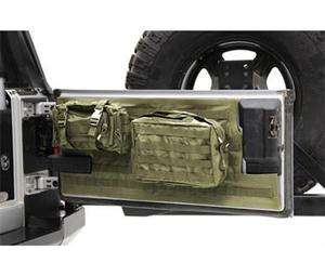 1997 2006 Jeep Wrangler, GEAR Tailgate Cover   OD Green
