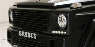BRABUS Tagfahrlicht Mercedes Benz G Modell W463