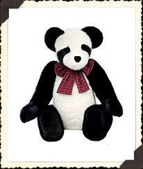 Boyds Bear Huge 40 Pandora Plush Panda Bear Brand New With Tags