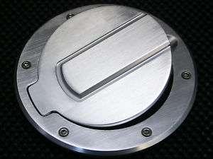 F150 450 Super Duty Tru Billet Fuel Door 6001 S