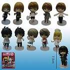 Anime Death note L misa Ryuk Night Yagami figures set 11 pcs