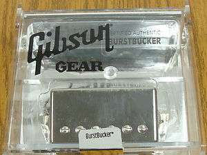 NEW Gibson 59 Burstbucker #3 Humbucker PICKUP Nickel Les Paul Guitar