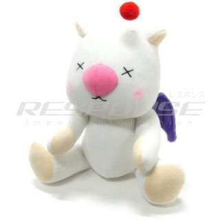 Final Fantasy Moogle 8 Plush Doll Figure Soft Toy Square Enix Anime
