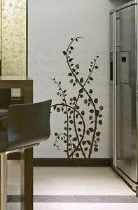 Vine Tall Vinyl Wall Lettering Art Words Decal Graphic