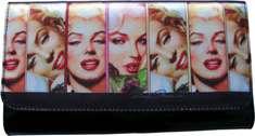 Marilyn Monroe Signature Product Marilyn Monroe™ Checkbook Wallet