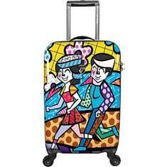 Britto Collection by Heys Spring Love 22 Spinner