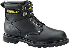 Caterpillar Second Shift Steel Toe   Free Shipping & Return Shipping