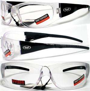 Player Clear Anti Fog Lens Safety Glasses Motorcycle