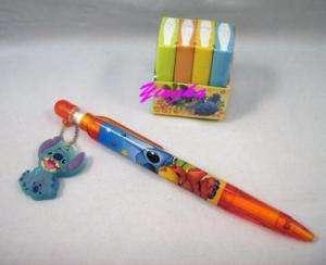 Disney Lilo & Stitch Mechanical Pencil + Eraser Set OR