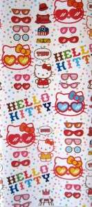 NEW * HELLO KITTY * gift wrap paper 18 sheets PARTY