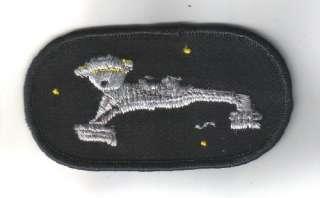 Star Trek TMP Klingon Battlecruiser Logo Patch, NEW