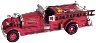Corgi Diecast Fire Truck Ahrens Fox Pumper Boston 52606