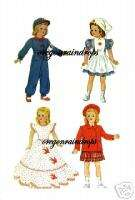 Shirley Temple World War II Red Cross Nurse Pattern 18